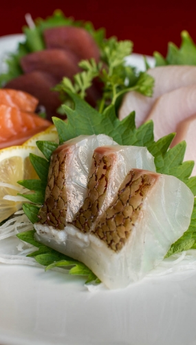 Sashimi Combination - 0008WEB